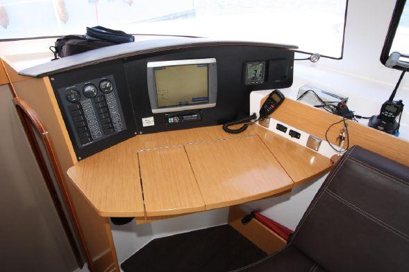 Used Sail Catamaran for Sale 2012 Lipari 41 Electrical, Power & Plumbing