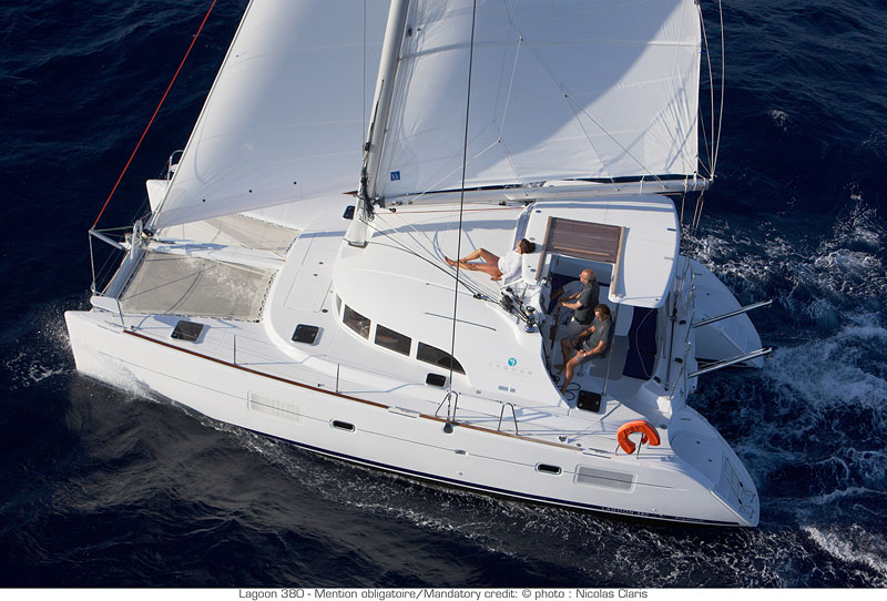 New Sail Catamaran for Sale 2019 Lagoon 380 Boat Highlights