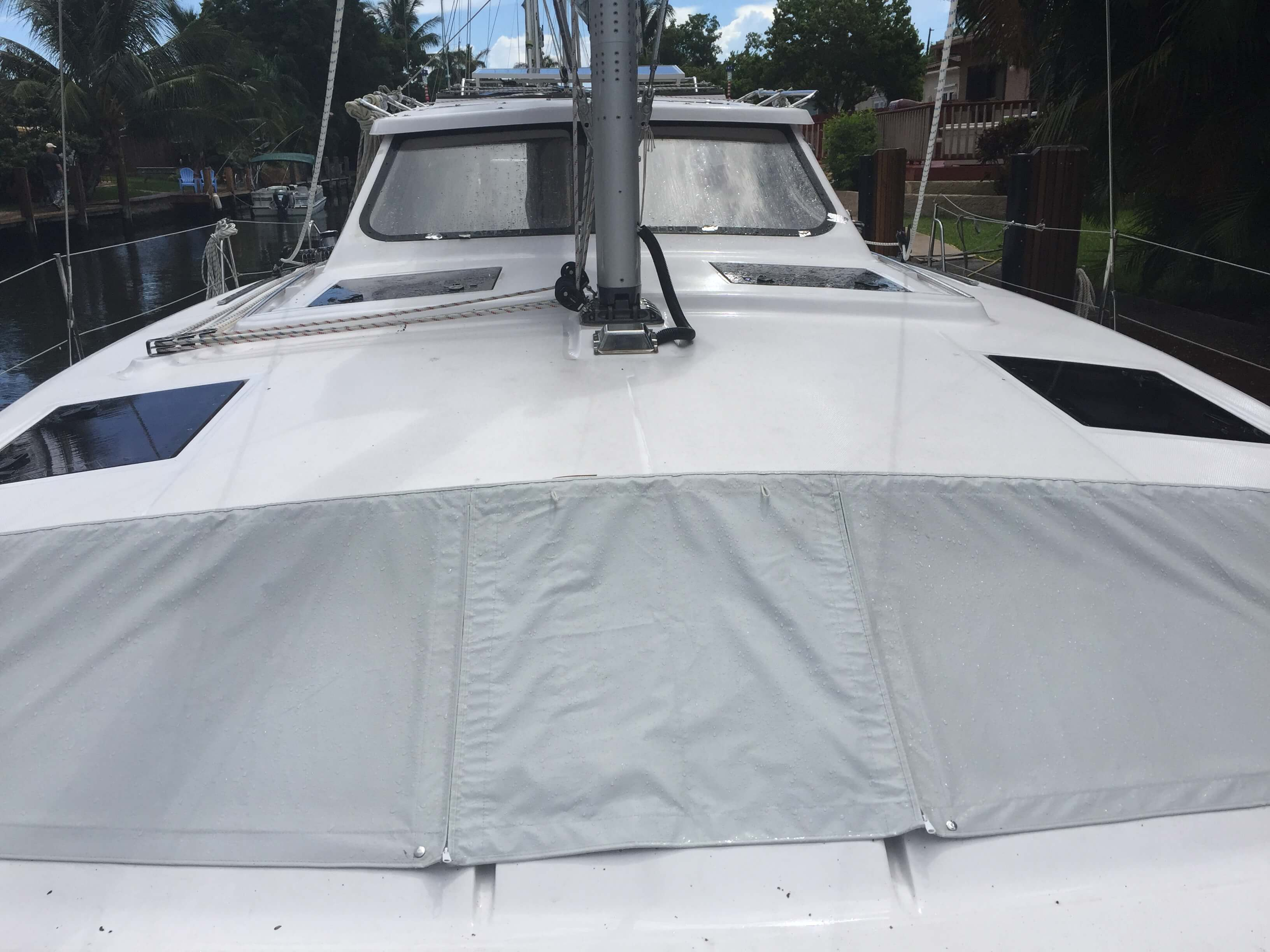 Used Sail Catamaran for Sale 2016 Legacy 35x Boat Highlights