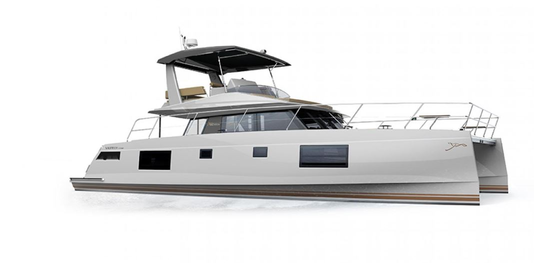 New Power Catamaran for Sale  Nautitech 47 Boat Highlights