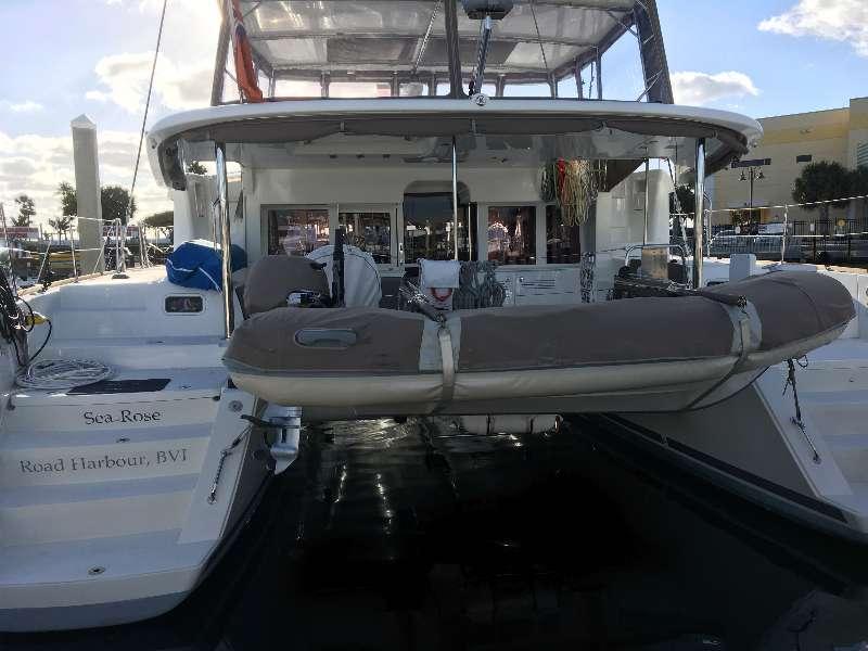Preowned Sail Catamarans for Sale 2015 Lagoon 450 Boat Highlights