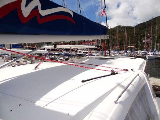 Used Sail Catamaran for Sale 2013 Leopard 39 Sails & Rigging