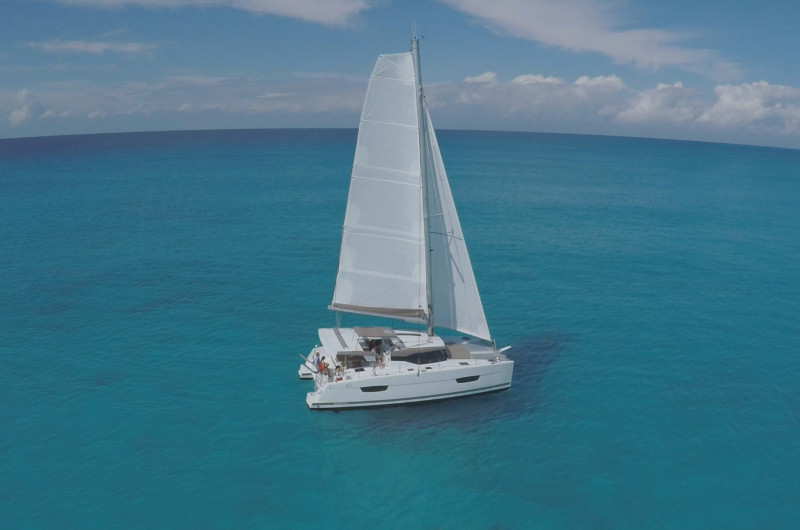 New Sail Catamaran for Sale 2020 LUCIA 40 Boat Highlights