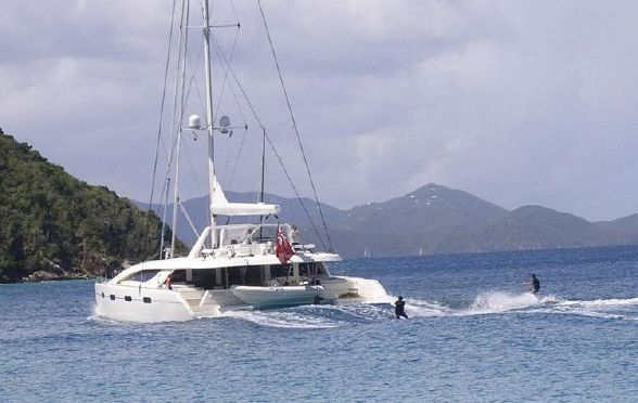 Used Sail Catamaran for Sale 2008 Silhouette 760 Boat Highlights