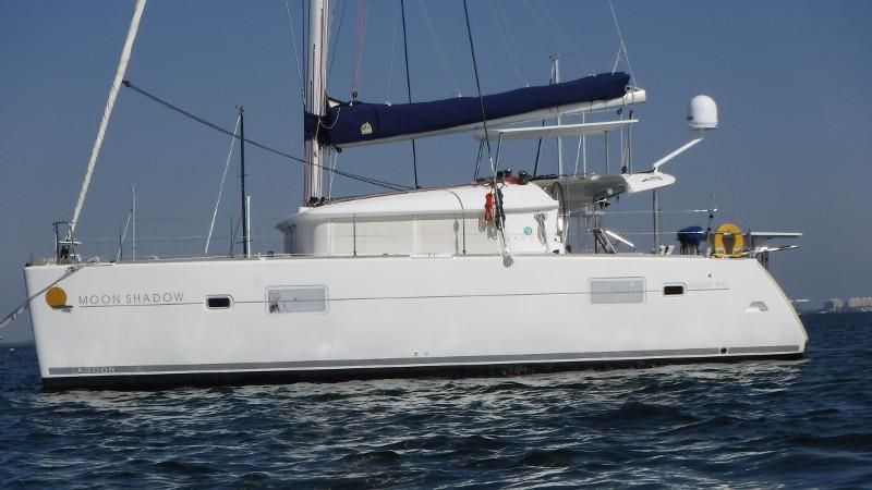 Preowned Sail Catamarans for Sale 2010 Lagoon 400