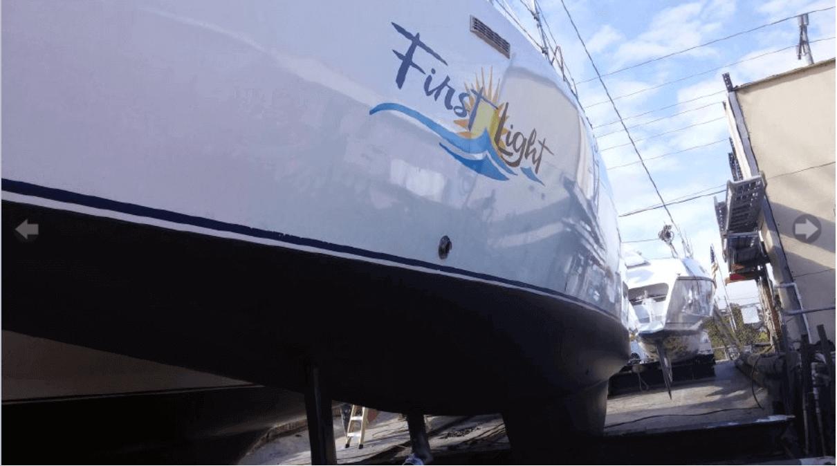 Used Sail Catamaran for Sale 2001 Lightwave 38 Boat Highlights