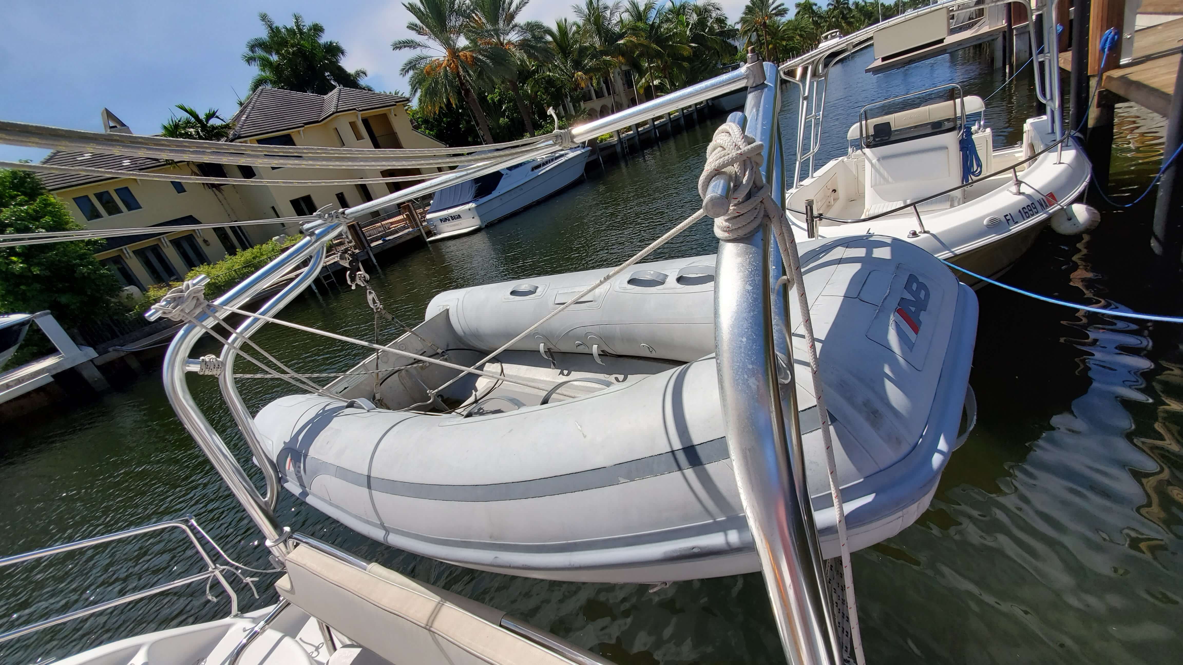 Used Sail Catamaran for Sale 2015 Legacy 35 Additional Information