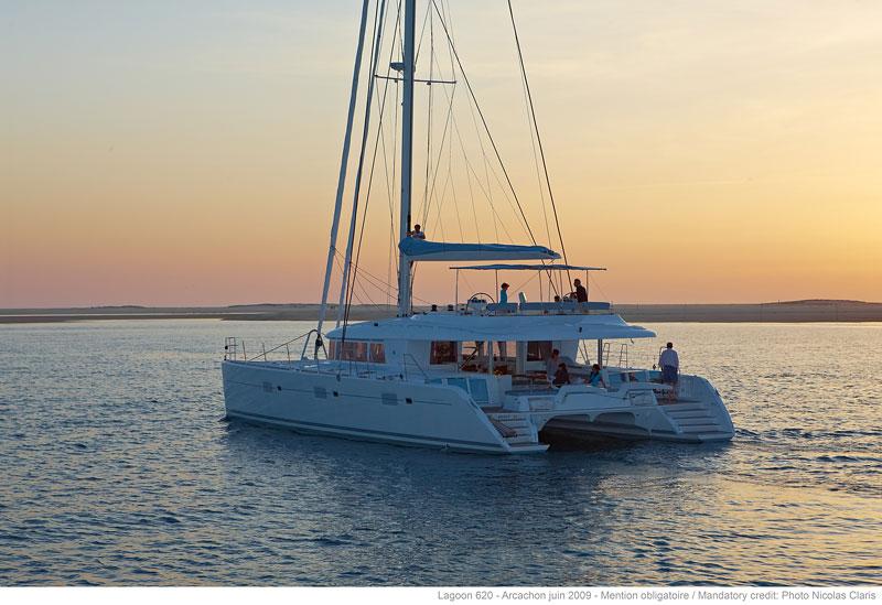 New Sail Catamarans for Sale 2017 Lagoon 620  Boat Highlights