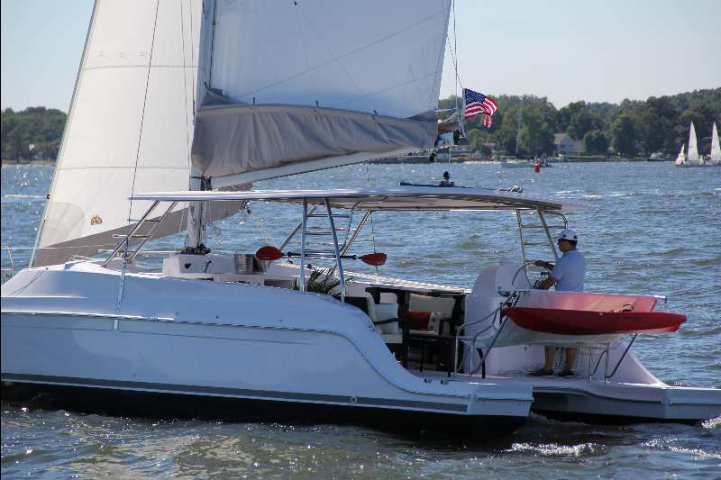 New Sail Catamaran for Sale 2017 Freestyle 37 Boat Highlights