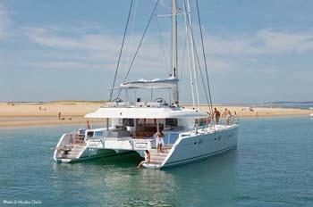 Used Sail Catamaran for Sale 2012 Lagoon 620  Boat Highlights