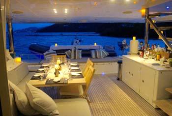Used Sail Catamaran for Sale 2012 Lagoon 620  Deck & Equipment