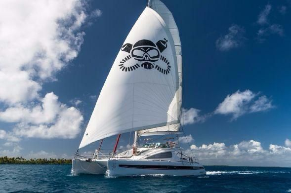 Preowned Sail Catamarans for Sale 2009 Privilege 615