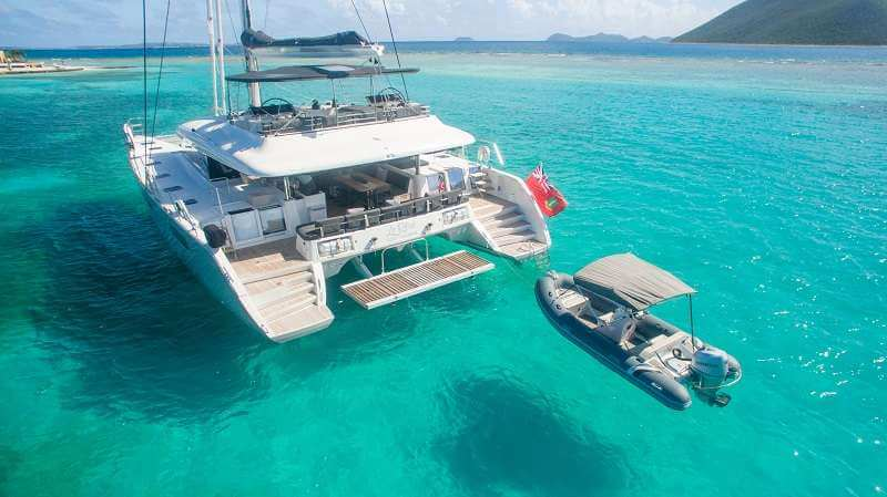 Used Sail Catamaran for Sale 2016 Lagoon 620  Boat Highlights