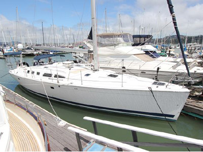 Preowned Sail Catamarans for Sale 2008 Hunter 49