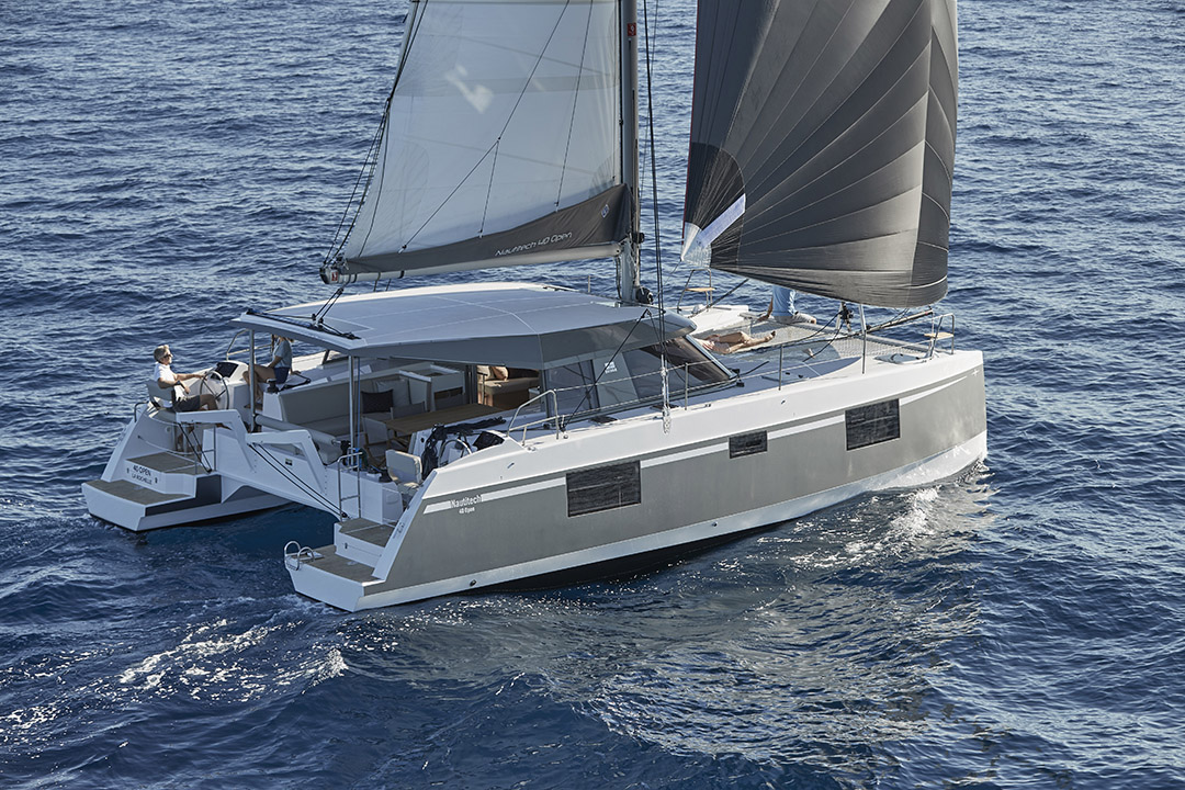 New Sail Catamaran for Sale 2018 Nautitech Open 40 Additional Information