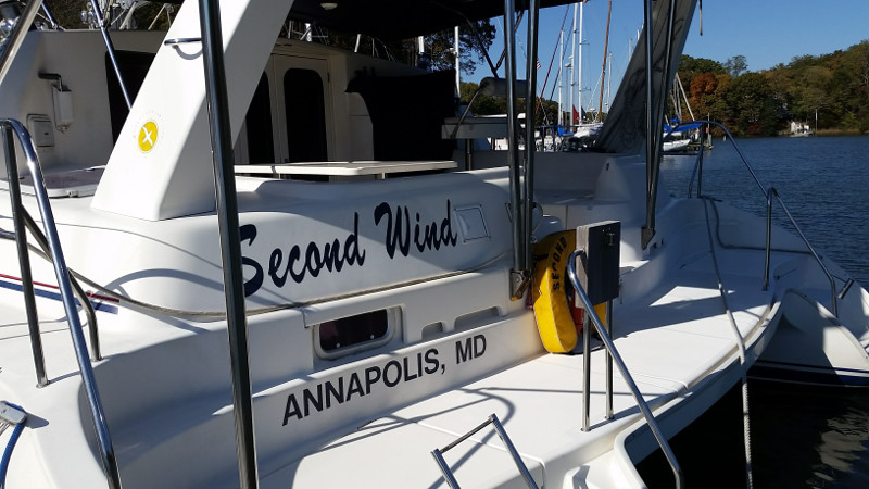 Used Sail Catamarans for Sale 2000 Leopard 38 Boat Highlights