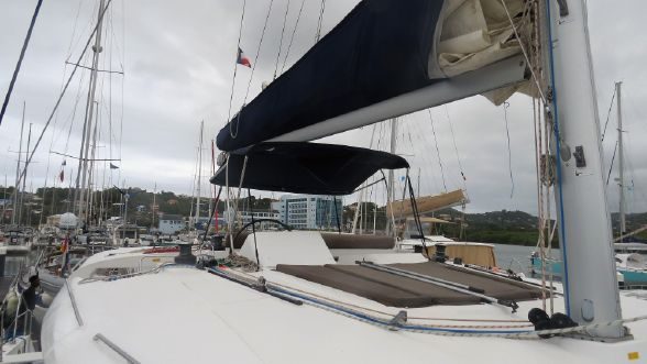 Used Sail Catamarans for Sale 2013 Lagoon 450 Sails & Rigging
