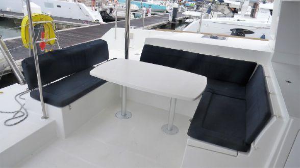 Used Sail Catamarans for Sale 2013 Lagoon 450 Deck & Equipment