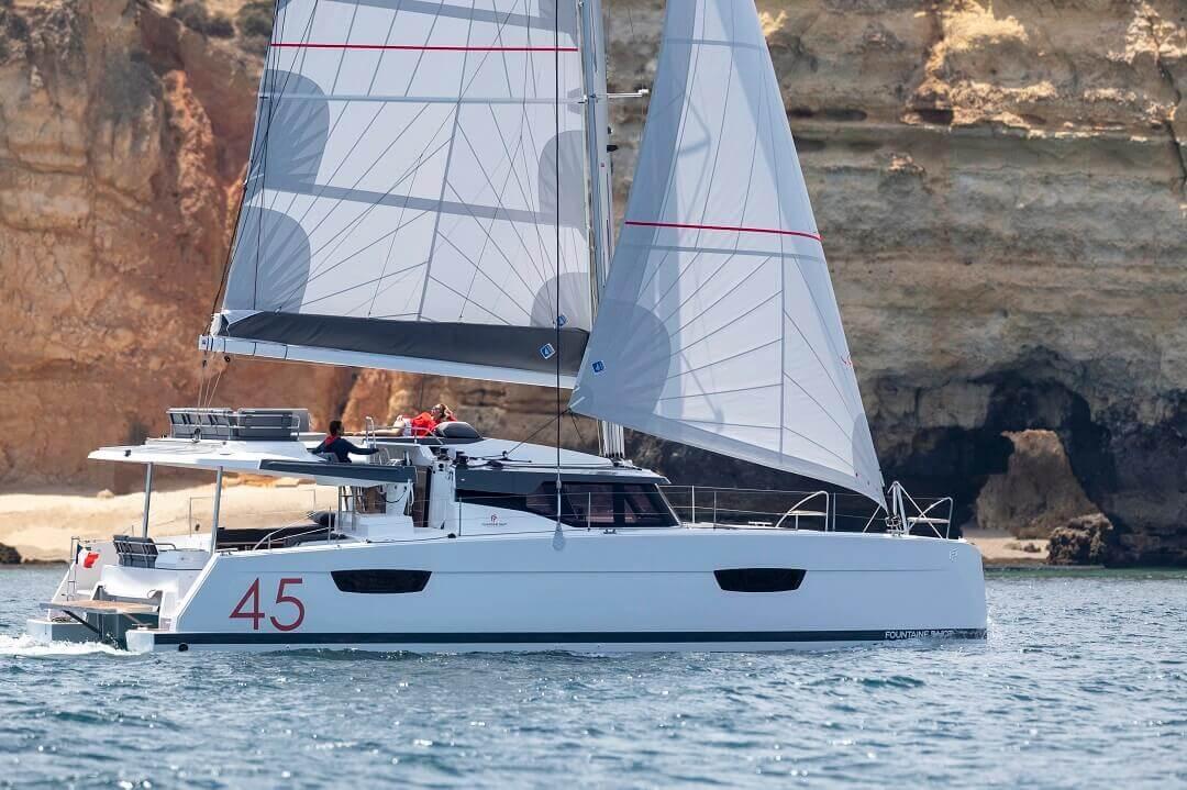 New Sail Catamaran for Sale 2021 Elba 45