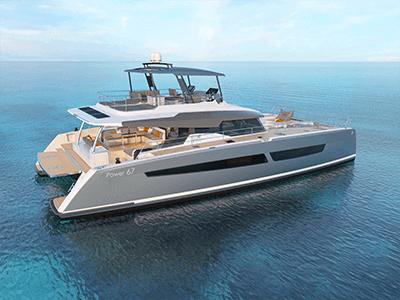 New Power Catamaran for Sale  Power 67