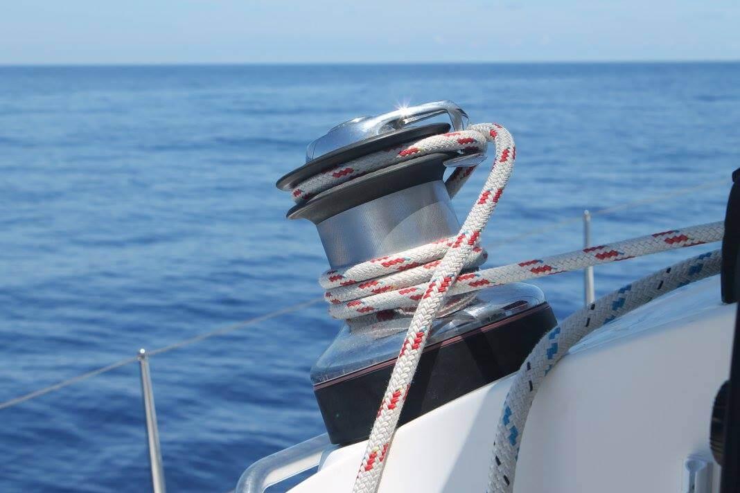 Used Sail Catamaran for Sale 2008 Privilege 445 Sails & Rigging