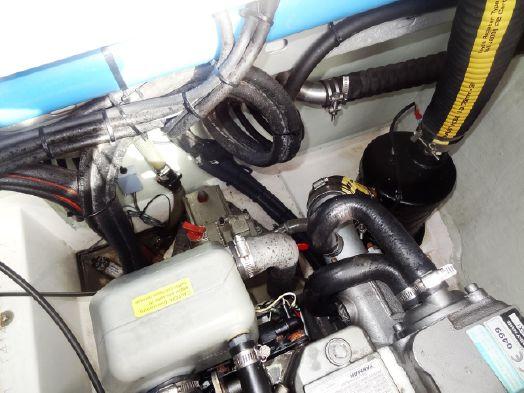 Used Sail Catamaran for Sale 2014 Leopard 44 Engine & Mechanical