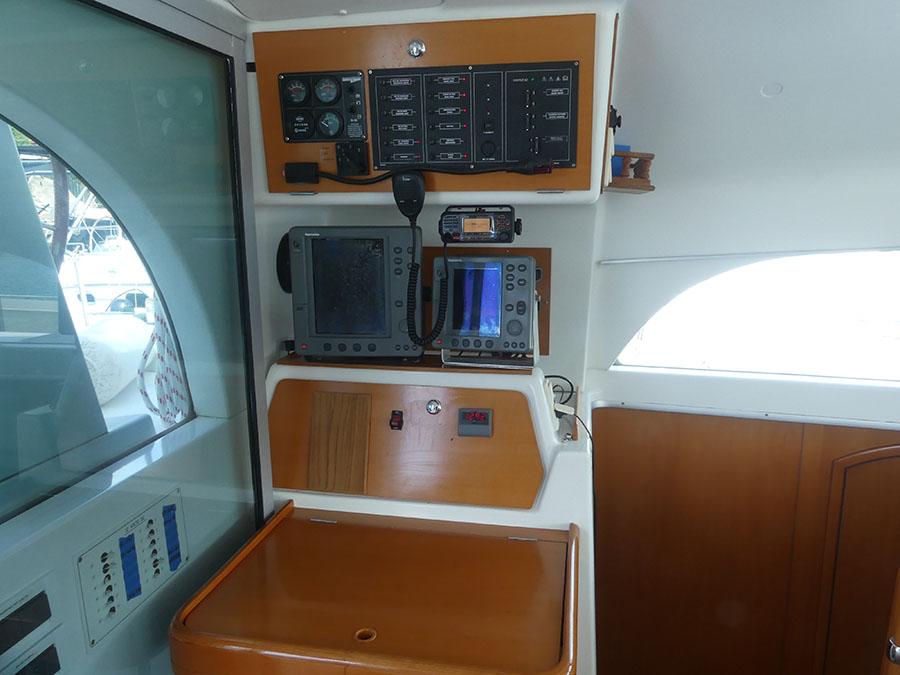 Used Sail Catamarans for Sale 2004 Lagoon 380 Electronics & Navigation
