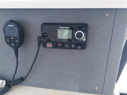 Used Power Catamaran for Sale 2014 Leopard 51PC Electronics & Navigation