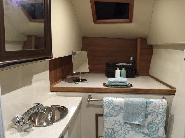 New Sail Catamaran for Sale 2019 Freestyle 37 Layout & Accommodations