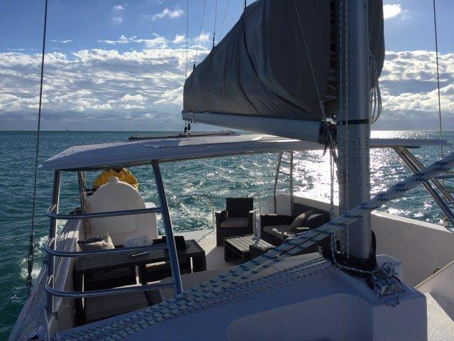 New Sail Catamaran for Sale 2019 Freestyle 37 Sails & Rigging