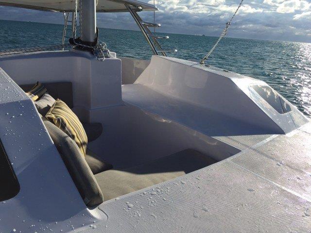 New Sail Catamaran for Sale 2019 Freestyle 37 Deck & Equipment