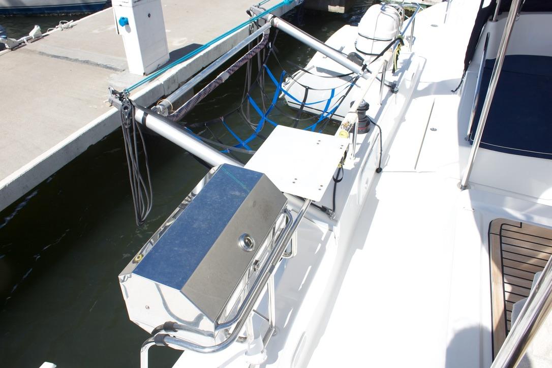 Used Sail Catamarans for Sale 2010 Orana 44 Sails & Rigging