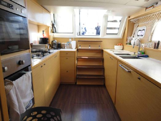 Used Sail Catamarans for Sale 2012 Lagoon 620  Galley