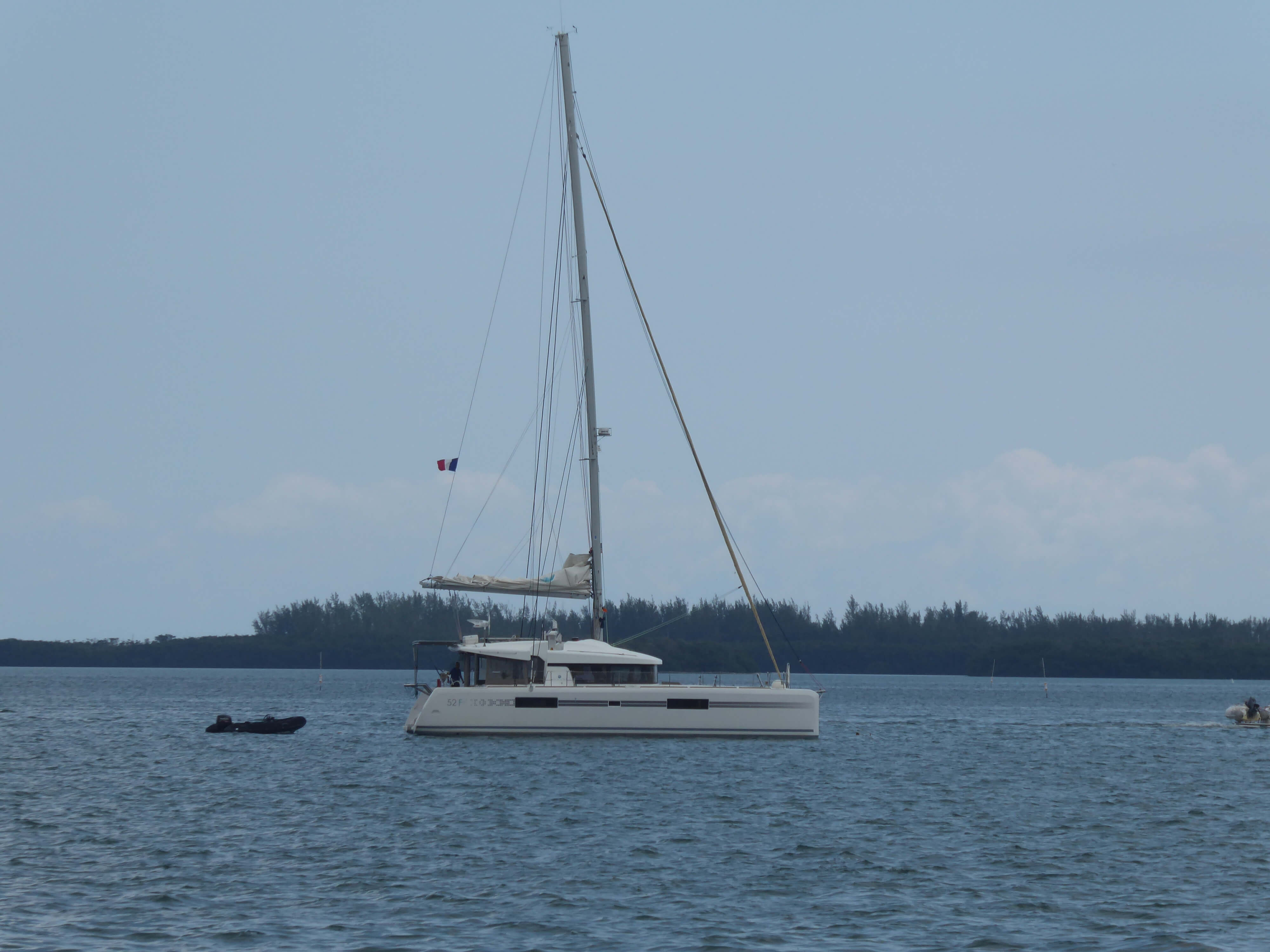 Used Sail Catamaran for Sale 2016 Lagoon 52 Boat Highlights