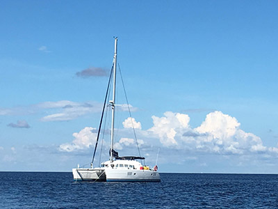 Used Sail Catamarans for Sale 2005 Lagoon 410 S2