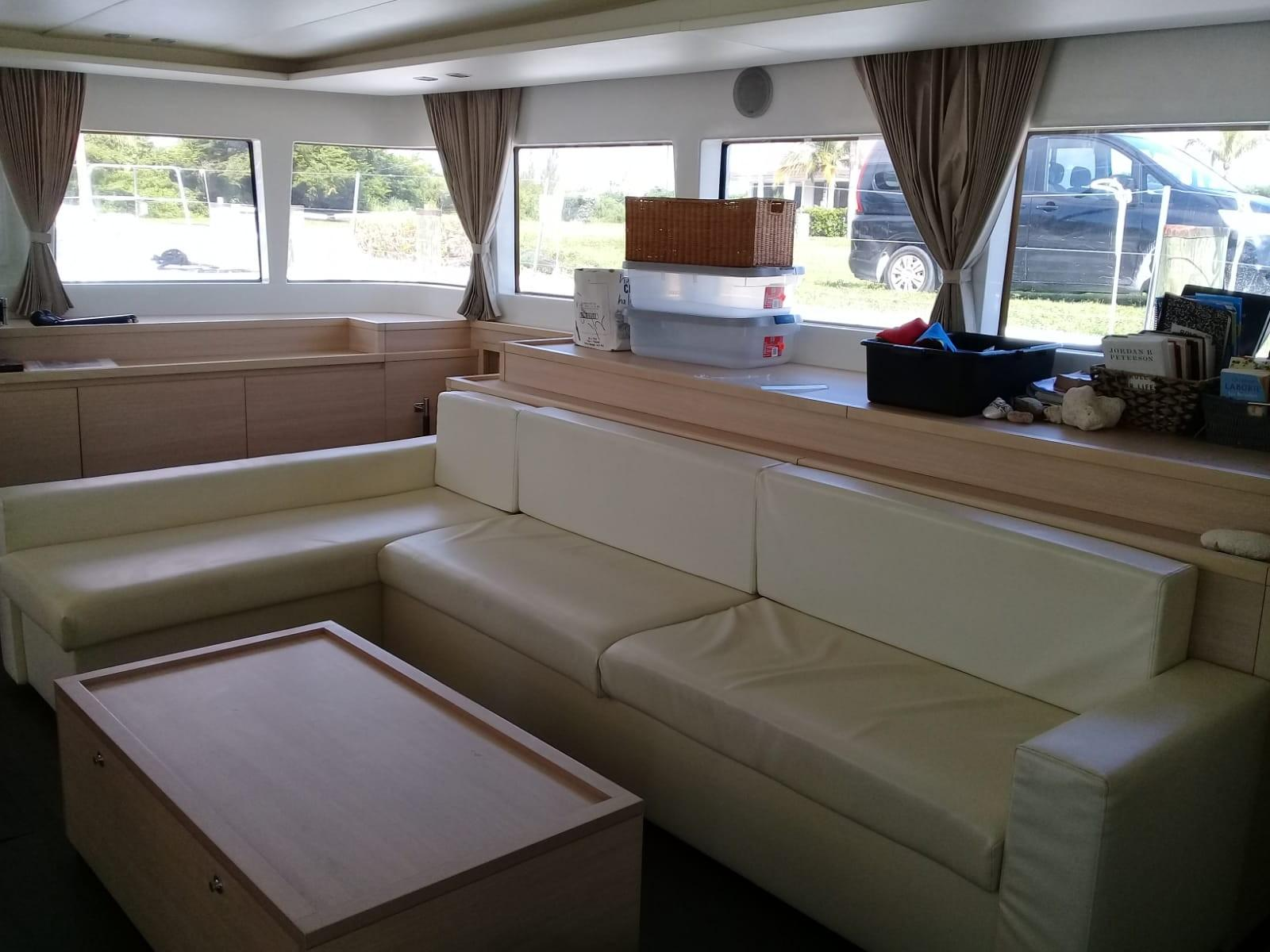 Used Sail Catamaran for Sale 2014 Lagoon 620  Layout & Accommodations