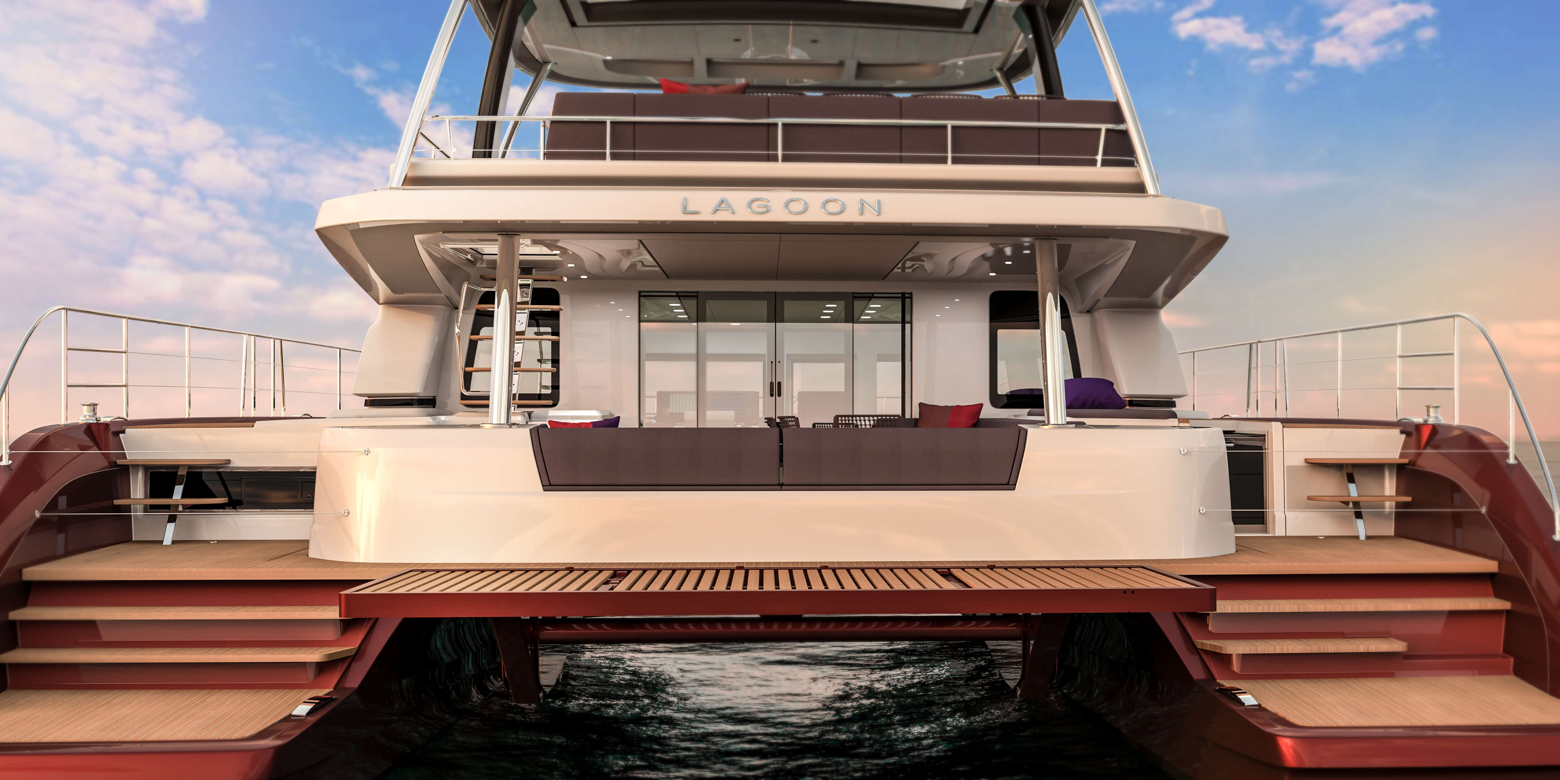 New Power Catamaran for Sale 2019 Sixty 7 Boat Highlights