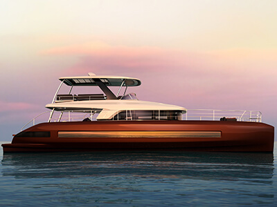 New Power Catamaran for Sale 2019 Sixty 7