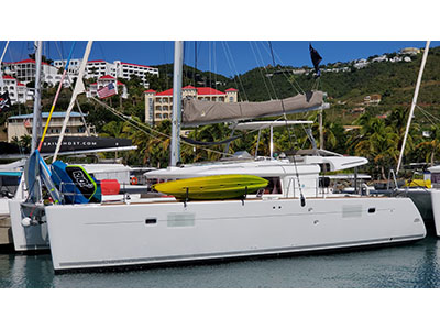 Used Sail Catamaran for Sale 2016 Lagoon 450