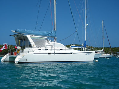 Catamarans RIFF RAFF, Manufacturer: ROBERTSON & CAINE, Model Year: 2003, Length: 38ft, Model: Leopard 38, Condition: Used, Status: Coming Soon, Price: USD 170000