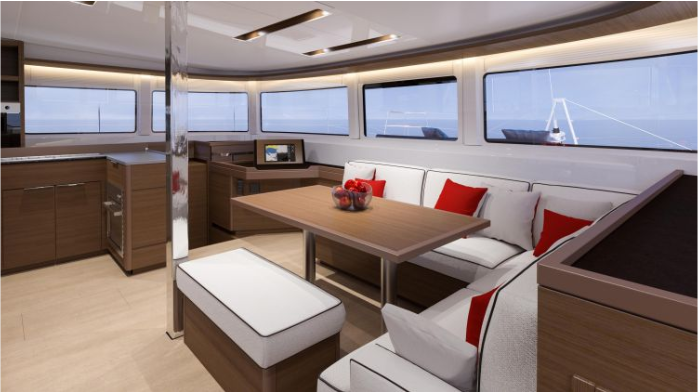 New Sail Catamarans for Sale 2020 Lagoon 46 Layout & Accommodations