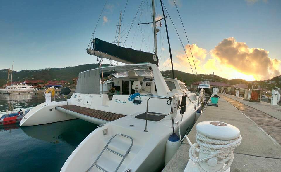 Used Sail Catamaran for Sale 2000 Voyage 500 Boat Highlights