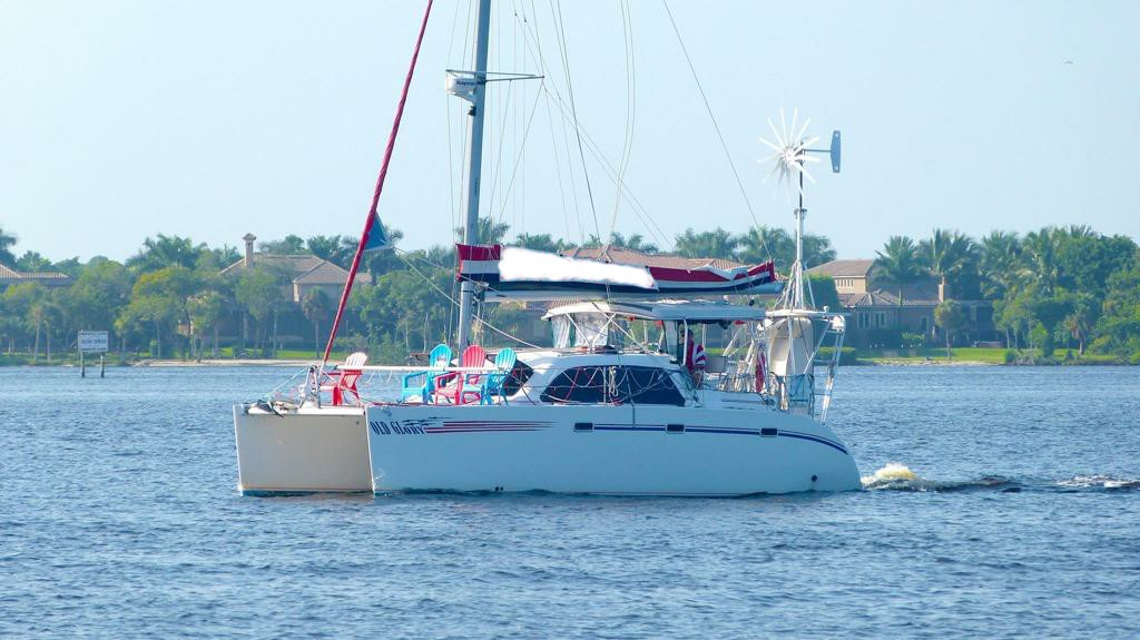 Used Sail Catamarans for Sale 1996 Lagoon 35 CCC Additional Information