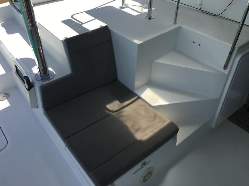 Used Sail Catamaran for Sale 2013 Lagoon 400 Deck & Equipment