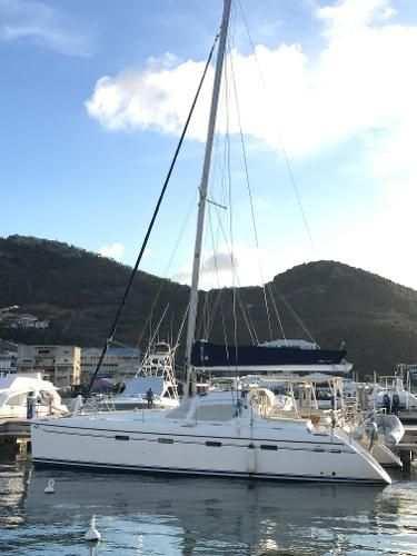 Used Sail Catamaran for Sale 2006 Privilege 435