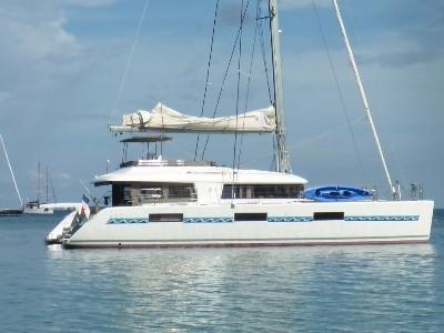 Used Sail Catamaran for Sale 2016 Lagoon 620