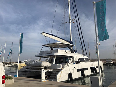 Used Sail Catamarans for Sale 2020 Lagoon 77