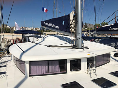 Used Sail Catamaran for Sale 2014 Lagoon 421