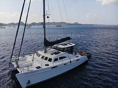 Sail Catamarans for Sale 2005 Broadblue 42