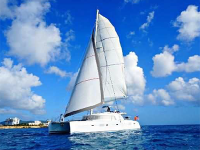 Used Sail Catamarans for Sale 2012 Lagoon 500